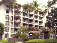 Trailside Inn Maui Condo Vacation Rental Condo Complex Exterior