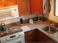 Trailside Inn Maui Condo Vacation Rental Kitchen