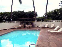Trailside Inn Maui Condo Vacation Rental Pool